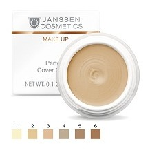 Janssen Cosmetics Perfect Cover cream 04. Kamuflaż - korektor 04.