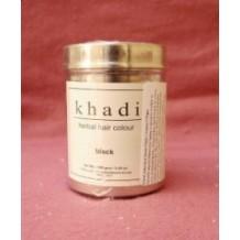 Khadi henna farba roślinn czarna 150 g
