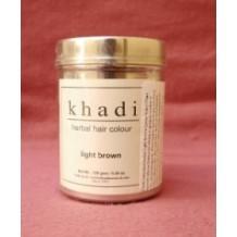 Khadi henna jasny brąz 150 g